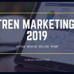 tren marketing 2019