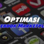 optimasi jualan di fb marketplace